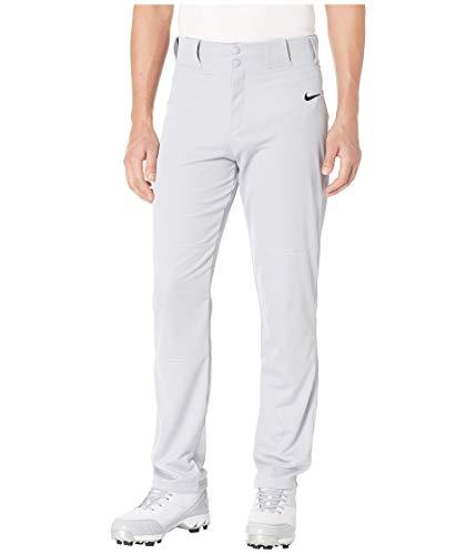 Nike Herren Men's Core Baseball Pant Hosen, Wolf Grau/Schwarz, X-Large
