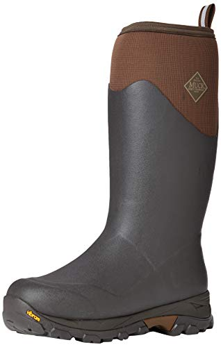 Muck Boots Arctic Ice Tall, Stivali in Gomma Uomo, Brown, 48 EU