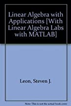 Linear Algebra Labs with MATLAB with Linear Algebra with Applications (8th Edition)