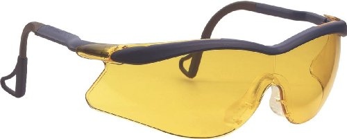 Veiligheidsbril QX 2000, PC, gele schijf