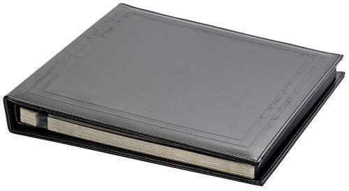 álbum de fotos hojas negras fabricante Red Co.