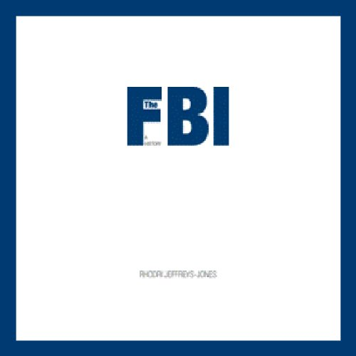 The FBI: A History audiobook cover art