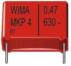 Film Capacitors 2uF 630 Volts 10% MKP4J042207E00KS 10 Recommendation Store of Pack -
