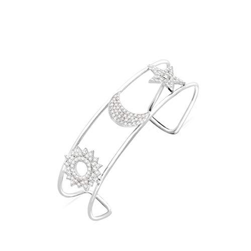 MORELLATO Damen-Armreifen 925_Sterling_Silber SAHP03