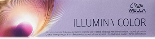 8/13 Hellblond asch-gold Wella Illumina Color 60ml