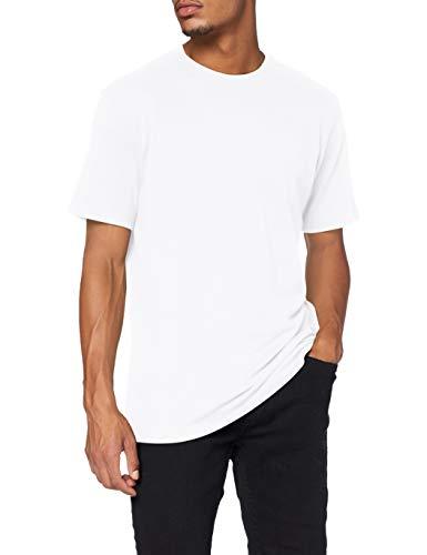 Carhartt .101124.100.S008 Maddock - Maglietta non tascabile, XXL, colore: Bianco