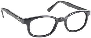 KD's Unisex-Adult Biker sunglasses Clear One Size