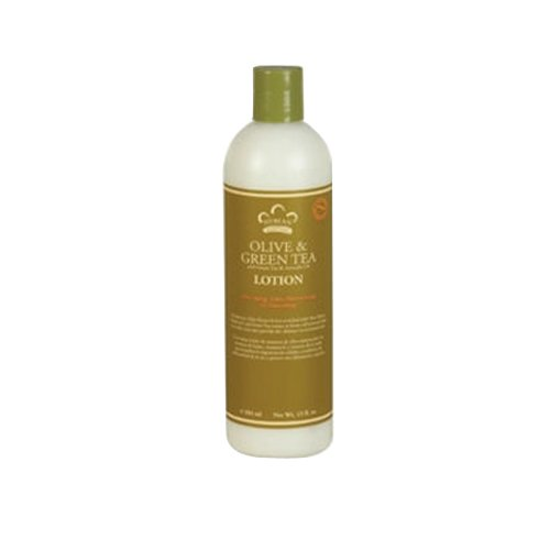Nubian Heritage Lotion, Olive and Green Tea, 13 Fluid Ounce by Nubian Heritage