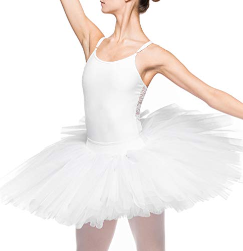 Women's Blue Tutu - Arabesque Damen klassisches Tutu (Ballettkostüm) Ballett