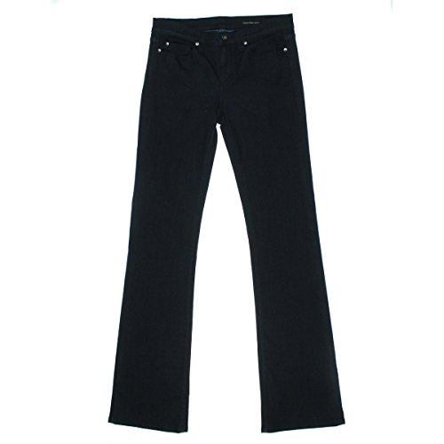 Calvin Klein Jeans Women's Modern Bootcut Jean, Rinse, 14x32