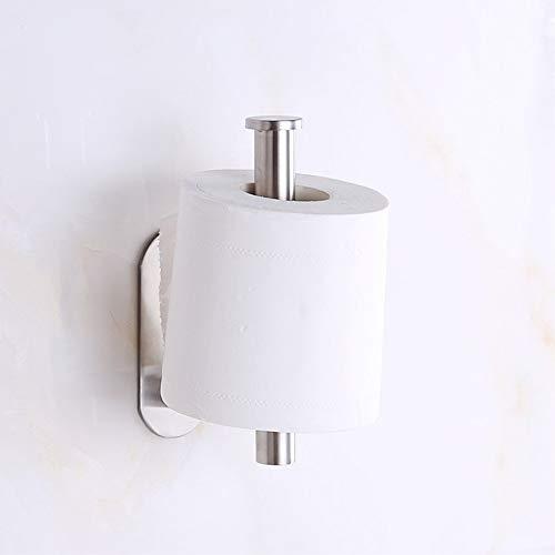 Toilettenpapierhalter Klopapierrollenhalter Toilettenpapierhalterung Ohne Bohren Papierhalter Selbstklebend Toilettenpapierrollenhalter Edelstahl Klopapierhalter Papierrollenhalter …