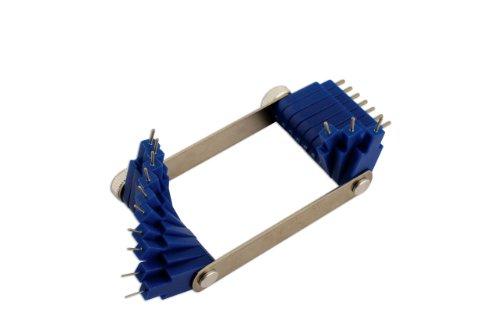 Laser 5508 - Herramienta para Limpieza de boquillas de carburador (20 Piezas)