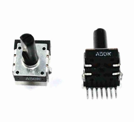 2021new shipping free 50K Super popular specialty store Ohm Potentiometer Dual