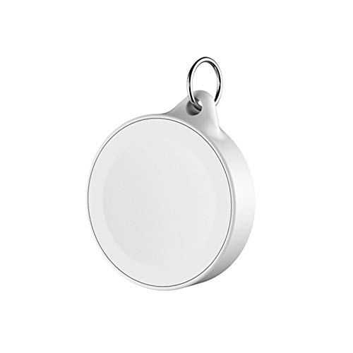 CMDZSW para Apple Watch Carger Magnetic Wireless Chargingfor Apple i Watch 5 4 3 2 iPhone Watch Wireless Charger (Color : White)