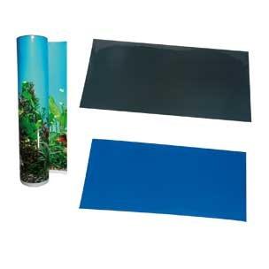 Karlie Poster de Fond d'aquarium Bleu/Noir 49 cm