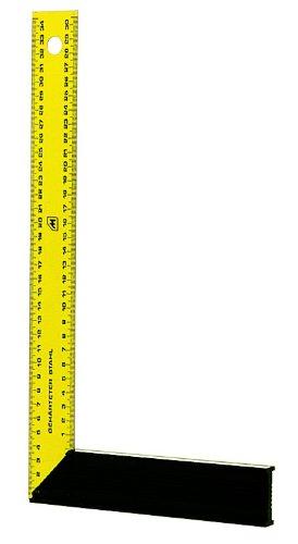 Metrica 29237 ESCUADRA PROF AMARILLA 50CM 500 mm