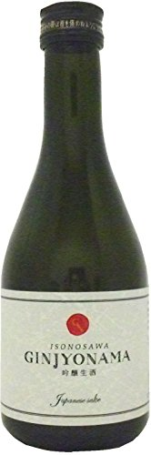 磯乃澤 いそのさわ 吟醸生酒 瓶 300ml [2192]