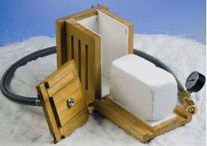Scilogex 300001 DILVAC Portable Dry-Ice Maker, 8.9