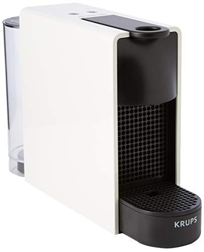 Nespresso Essenza Mini Coffee Machine, White by Krups
