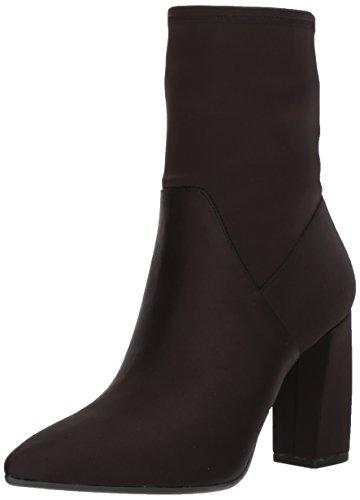 Aerosoles Women's Password Mid Calf Boot, Black Fabric, 10.5 M US