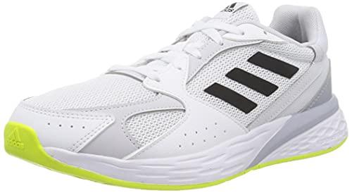 adidas Response Run, Zapatillas de Running Hombre, FTWBLA/NEGBÁS/TOQGRI, 39 1/3 EU