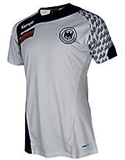 Kempa DHB - Camiseta de balonmano para mujer, diseño de Alemania, color blanco