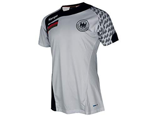 Kempa DHB Shirt Damen - schwarz, Größe:XL