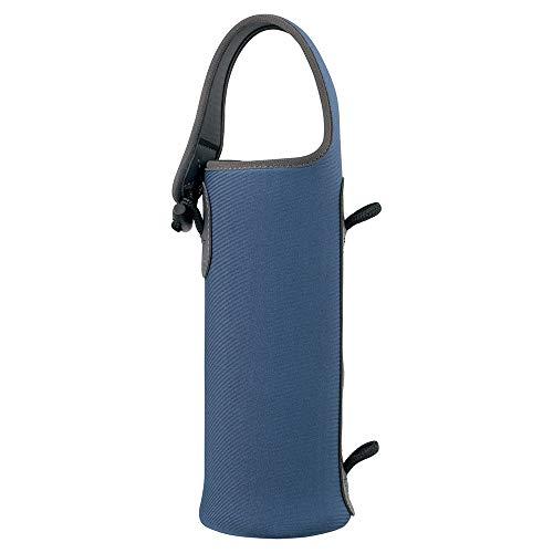 象印 (ZOJIRUSHI) ステンレスボトルカバー 水筒カバー Mサイズ ブルー MC-AA02-AA
