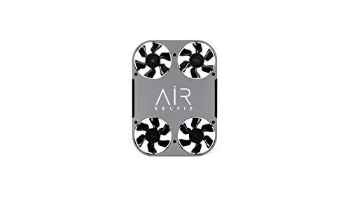 AirSelfie 2 - Pack Cámara voladora Funda + Cable USB + Guía de Uso