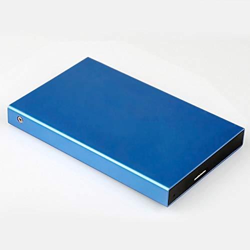 AMZIJ Mobile Hard diskDisco Duro portátil de Escritorio USB3.0 HDD Disco Duro Externo 2,5