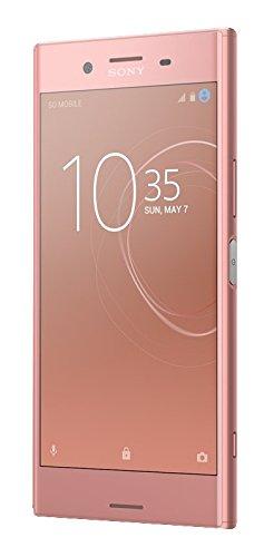 "Sony Xperia XZ Premium - G8141 - Smartphone - 4G LTE - 64 Go - Slot microSDXC - GSM - 5,5"" - 3840 x 2160 Pixels - TRILUMINOS - RAM 4 Go - 19 MP (Appareil Photo Avant 13 MP) - Android - Bronze Rose"