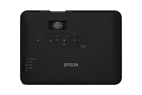 Epson PowerLite Portable Projector