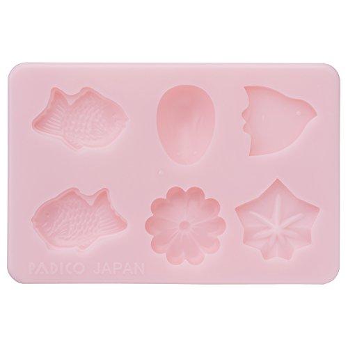 型 『ねんど型 和菓子 404097』 クレイクラフト ねんど フェイクスイーツ プチデコ パジコ 粘土 粘土道具
