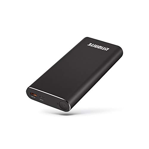 Litionite Vulcan 20000mAh - QC3.0 + USB-C PD 65W🔁⚡💻✅