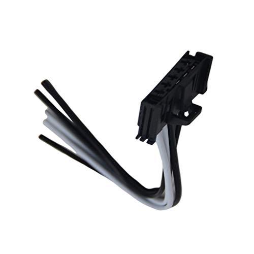 MagiDeal Nuevo Arnés de Cableado de Resistencias de Ventilador de Repuesto para Vauxhall CORSA D NUEVO