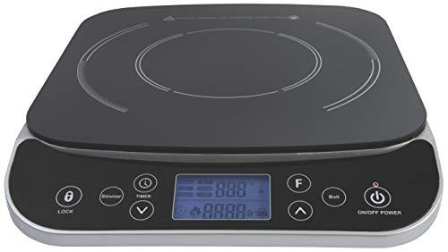 Product Image 3: Max Burton #6450 Digital LCD 1800 Watt Induction Cooktop Counter Top Burner