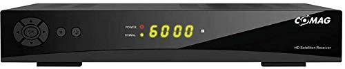 Comag HD55 Plus Digitaler HD Sat Receiver (Full HD, HDTV, EasyFind, HDMI, SCART, PVR-Ready, USB 2.0)