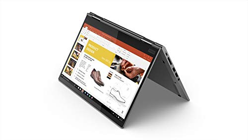 Lenovo ThinkPad X1 Yoga Grey Hybrid (2-in-1) 35.6 cm (14') 3840 x 2160 pixels Touchscreen 8th gen Intel Core i7 i7-8565U 16 GB LPDDR3-SDRAM 512 GB SSD 3G 4G ThinkPad X1 Yoga, 8th gen