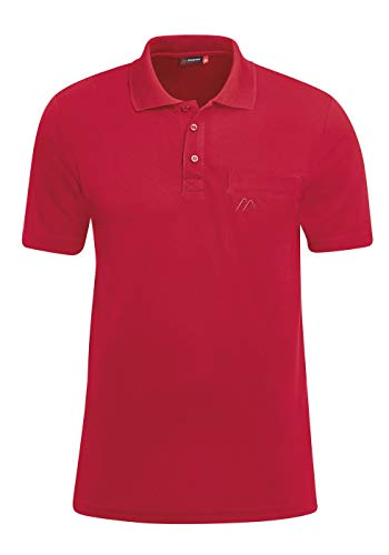 Maier Sports Arwin Polo pour Homme S Salsa