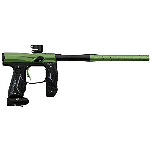 Empire Axe 2.0 Paintball Marker - Dust Black/Green