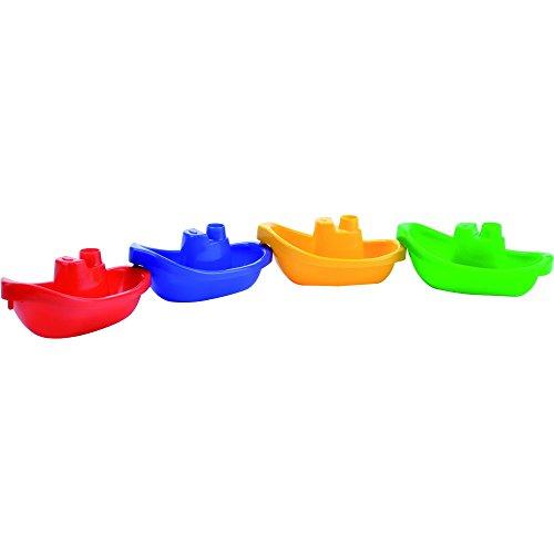 BABY-WALZ Les mini-bateaux, multicolore
