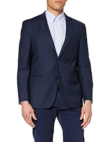 Daniel Hechter Herren Jacket NOS Trend Sakko, Blau (Navy 680), 56