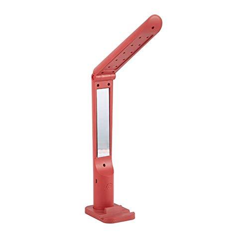 Lámpara De Mesa De Protección Ocular HGFFG, Lámpara De Mesa Plegable Multifunción, Lámpara De Mesa Portátil Led, Carga Usb Con Interruptor De Llave
