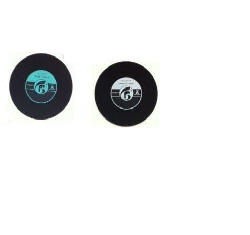 joka international GmbH onderzetters 12 stuks geluidsplaten design geweldig cadeau-idee placemats 15244