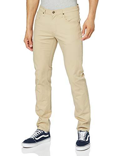 Lee Herren Daren Zip Fly Jeans, Service Sand, 31W / 34L