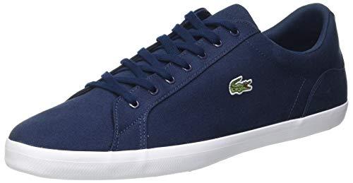 Lacoste Męskie buty sportowe Lerond Bl 2 Cam, niebieski - niebieski Navy - 44 EU