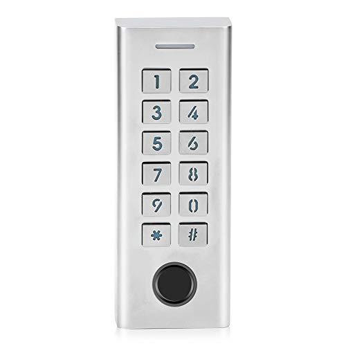 Sistema de control de acceso de puerta, cerradura de huella