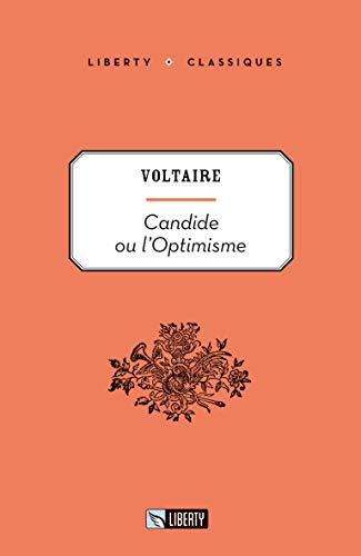 Candide ou l'optimisme [Lingua francese]