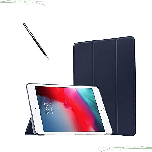 Capa Smart Case para iPad Mini 4/Capa Traseira/Caneta Touch (Preto)
