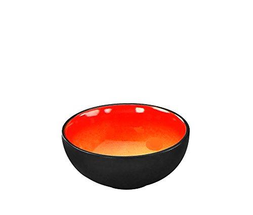CreaTable HOT RED Dipschale 11,5 cm/Tapasschale/Steinzeug/Schale